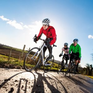 Constituirea traselor de ciclism