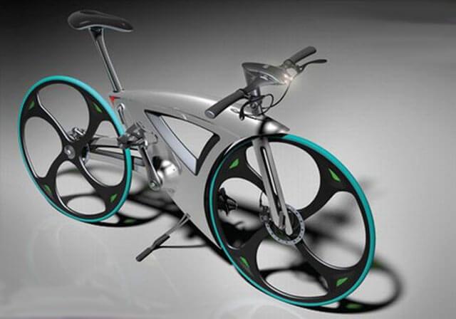 Bicicleta Antares Lift