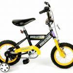 Bicicletă pentru copii cu roți ajutătoare