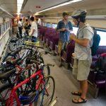 Bicicleta în tramvai