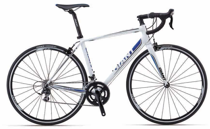 Bicicleta de cursă Giant defy