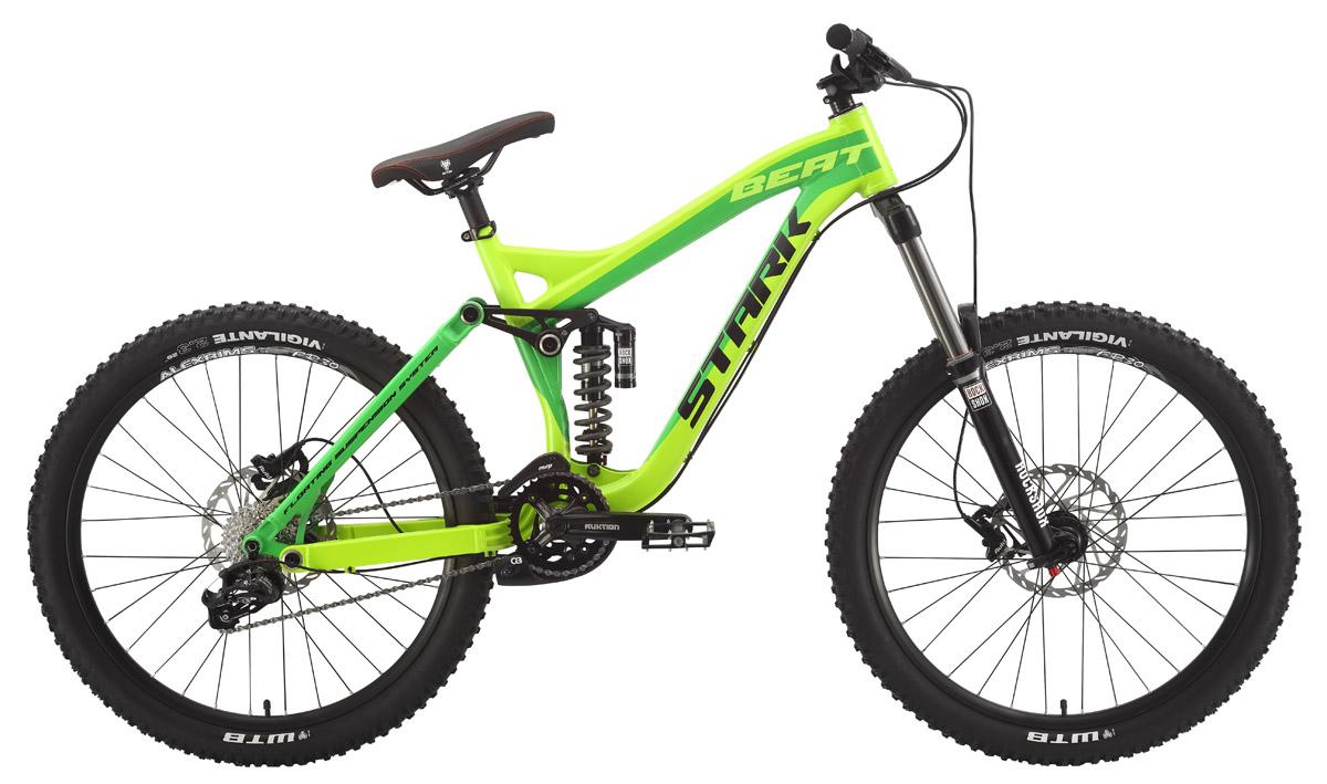Bicicleta downhill