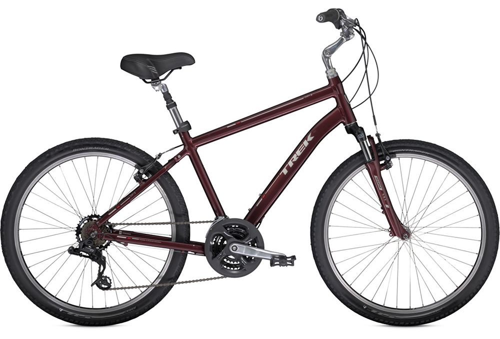 Bicicleta hard-tail confortabil