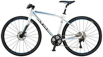 Bicicleta hibridă GT Transeo 1.0