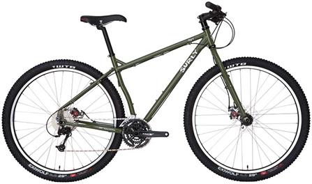 Bicicleta hibridă Surly Ogre