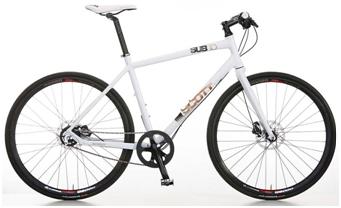 Bicicleta hibridă Scott SUB 10
