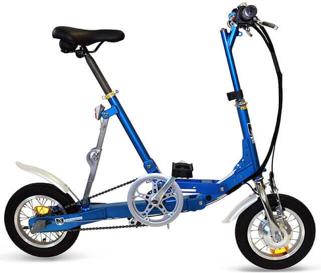 Bicicleta electrică pliantă VeloMini