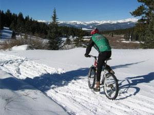 Ciclismul iarna