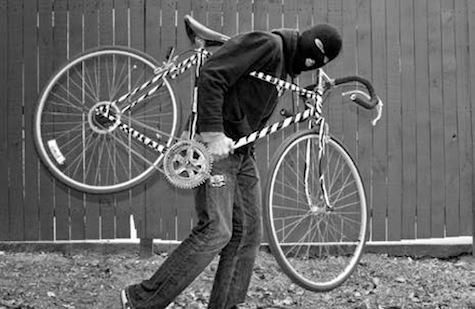 Cum să recuperezi bicicleta înapoi de la hoți?