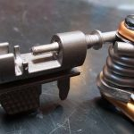 Instrument pentru repararea lanțului bicicletei