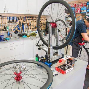 Instrumente pentru repararea bicicletei