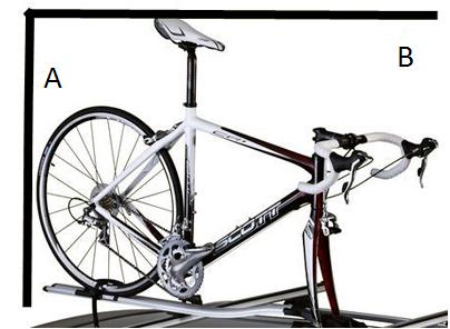 Cum corect să potrivești mărimea la o husă pentru bicicletă