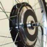 Motor pentru bicicleta electrică