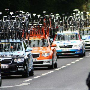 Puteți transporta mai multe biciclete pentru o singură călătorie