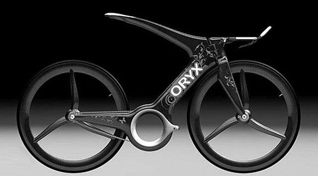 Bicicleta Oryx