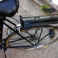 Portbagaj din urmă pentru bicicleta