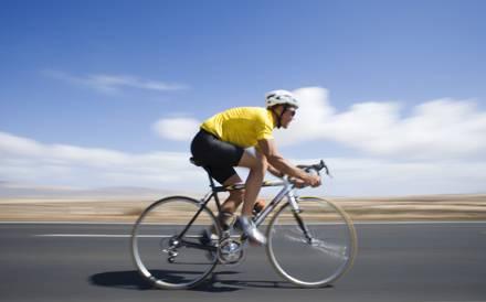 Pozitia corectă pe bicicleta de cursă