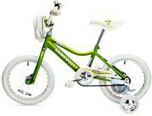 Roțile laterale pentru bicicleta pentru copii
