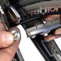 Scârțâie bicicleta în timpul frânării