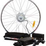 Set transformator în bicicletă electrică