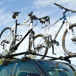 Biciclete pe mașină