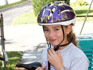 Cască pentru bicicletă