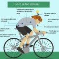 Beneficiile ciclismului