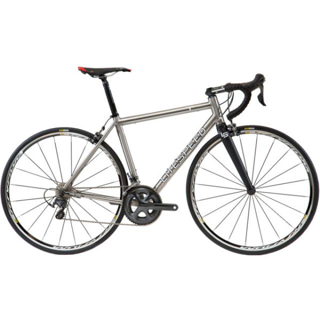 Bicicleta de pietriş